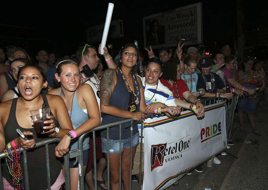 antonio in san Gay texas groups