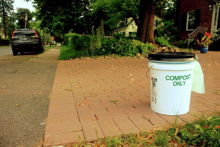 An Empire Zero food waste compost bin Photo: Picasa