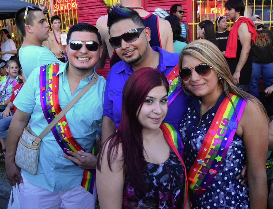 June 23:Pride Houstoncarries us over into summer, as it celebrates Houston's LGBT community in downtown all week long. Photo: Buck Media