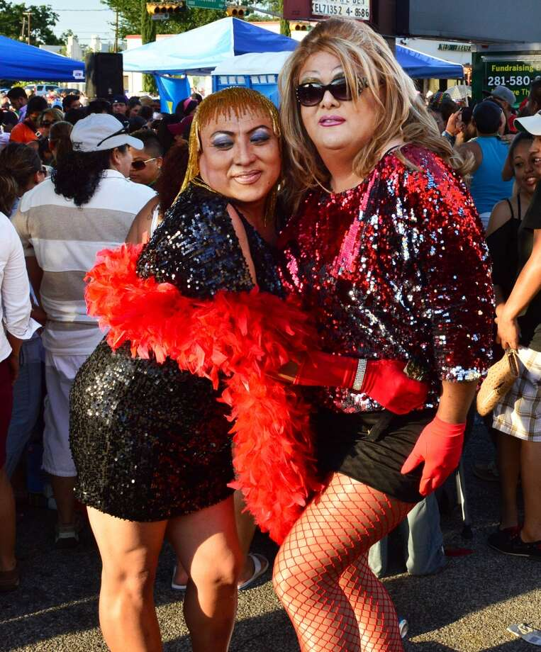 More than 400,000 people who turned out in Montrose this weekend for Houston's 35th annual Pride Festival and Parade had much to celebrate.