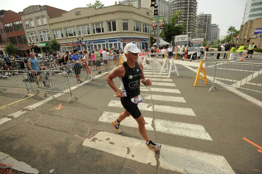 The Stamford KIC IT Triathlon to benefit Kids in Crisis is this Saturday and Sunday. Find out more.  Photo: Jason Rearick / Stamford Advocate