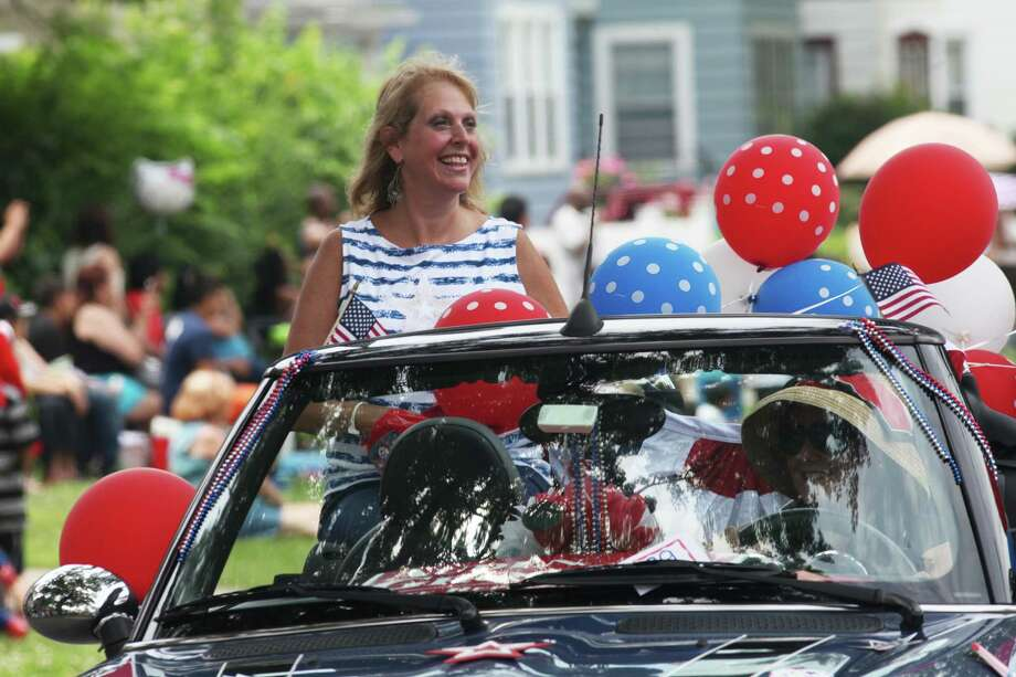 The Barnum Festival holds The Great Street Parade in Bridgeport, Conn, on Sunday, June 30, 2013. Photo: BK Angeletti, B.K. Angeletti / Connecticut Post freelance B.K. Angeletti