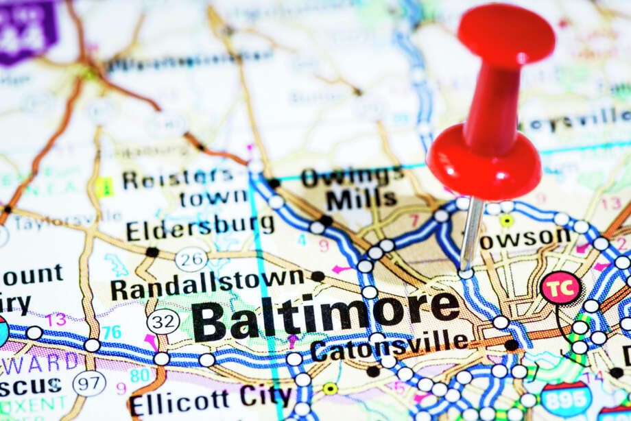 12. Baltimore Photo: Ilbusca, Getty Images / (c) ilbusca