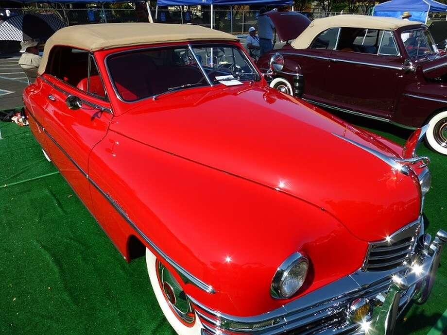 1949 Packard convertible.Owner: Bill Norton.