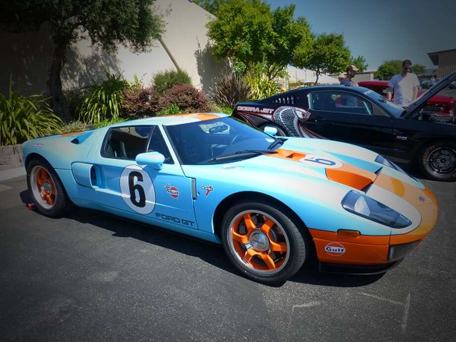 Even after all those other cars, the Ford GT is still the one I want parked in my garage. Now.