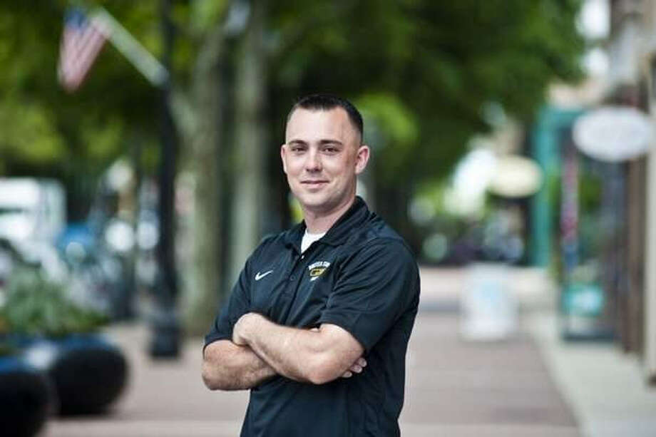 Staff Sgt. Jeff Wells of Fort Bragg Photo: Bryan Regan, USA Weekend