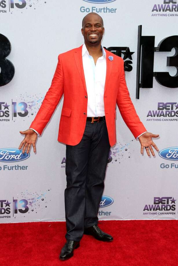 LOS ANGELES, CA - JUNE 30:  Actor Chris Spencer attends the Ford Red Carpet at the 2013 BET Awards at Nokia Theatre L.A. Live on June 30, 2013 in Los Angeles, California.  (Photo by Frederick M. Brown/Getty Images for BET)
