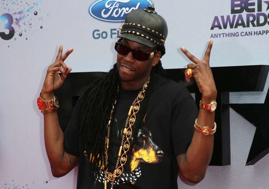 LOS ANGELES, CA - JUNE 30:  Recording Artist 2 Chainz attends the 2013 BET Awards at Nokia Theatre L.A. Live on June 30, 2013 in Los Angeles, California.  (Photo by Frederick M. Brown/Getty Images for BET)