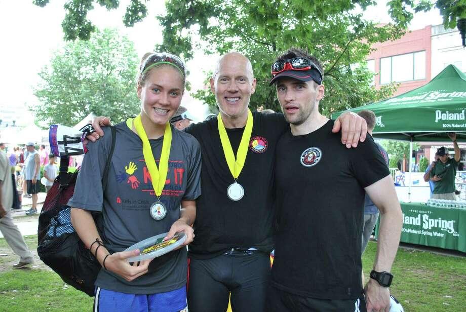Were you SEEN at the sixth annual Kids in Crisis triathlon on June 30 in Stamford? Photo: Lauren Stevens, Lauren Stevens/Hearst Media Group /  Copyright © Lauren A Stevens 2013