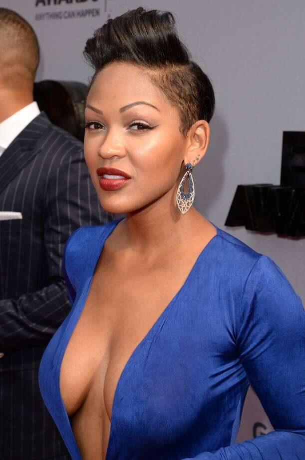 LOS ANGELES, CA - JUNE 30:  Actress Meagan Good attends the Ford Red Carpet at the 2013 BET Awards at Nokia Theatre L.A. Live on June 30, 2013 in Los Angeles, California.  (Photo by Jason Merritt/BET/Getty Images for BET)
