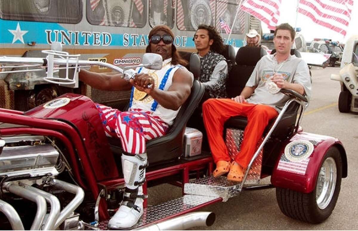 """Prophetic 'Idiocracy' turns ten years old this week Though it received little fanfare or box office dollars when it opened, Mike Judge's twisted and satiric """"Idiocracy"""" has only grown more popular since it was released in 2006. Click through to learn more about this savage sci-fi comedy"""