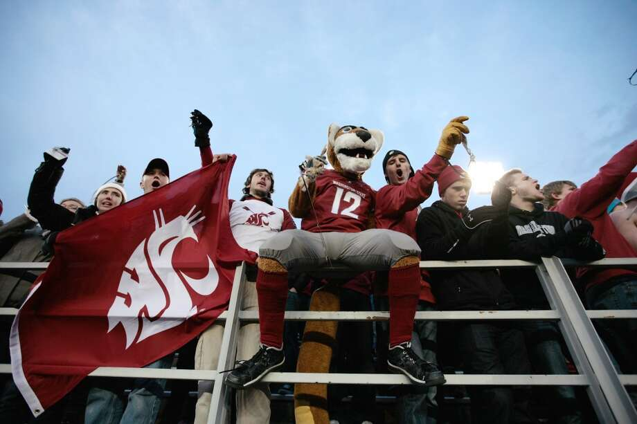 10. Will Coug fans finally be cheering on a bowl contender?   It's been a decade since the team's last bowl appearance, and yet Coug fans still come out in throngs of tipsy, fun-loving optimism year in and year out. But that optimism has grown thin in recent years, tuning instead to desperation.  Given the team's relatively easy schedule and improved roster, six wins is a reasonable expectation. But, like we saw last year, expectations mean nothing on game days. Is this the year the Cougars finally play into December?