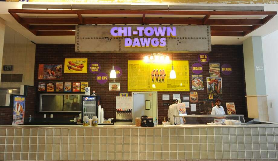 Chi-Town Dawgs in Parkdale Mall. Photo taken June 20, 2013 Guiseppe Barranco/The Enterprise