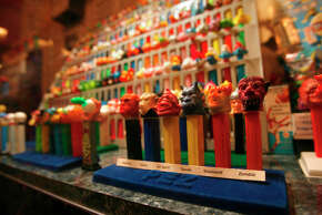 Have been to the Pez Museum in Burlingame.