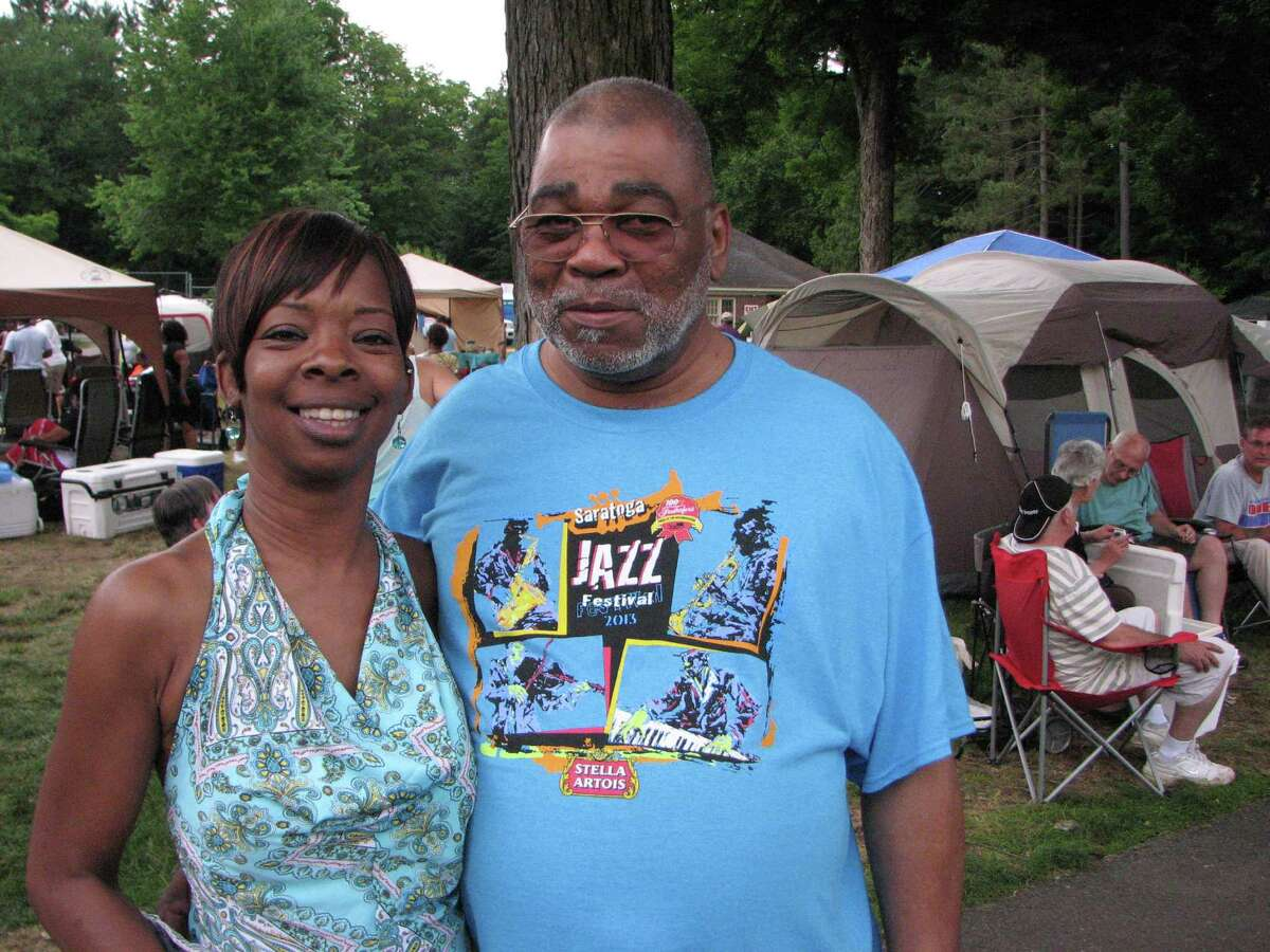 Were you Seen listening to Ladysmith Black Mambazo, Preservation Hall Jazz Band,Tony Bennett, Buddy Guy and others on the final day of the 35th Freihofer's Saratoga Jazz Festival at SPAC on Sunday, June 30, 2013?