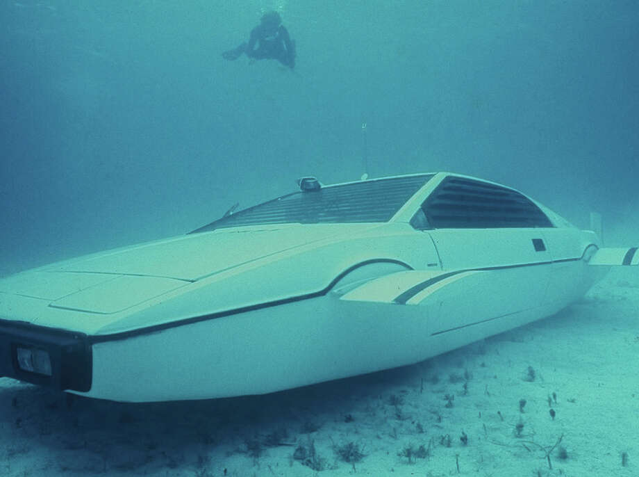 RM Auctions is selling the iconic 1977 Lotus Espirit '007' Submarine. The car will official hit the auction block in September.