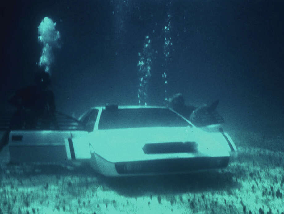 RM Auctions is selling the iconic 1977 Lotus Espirit'007' Submarine. The car will official hit the auction block in September.