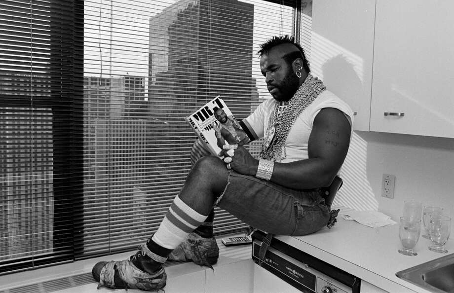 Mr. T  (Photo by Time & Life Pictures/Getty Images)