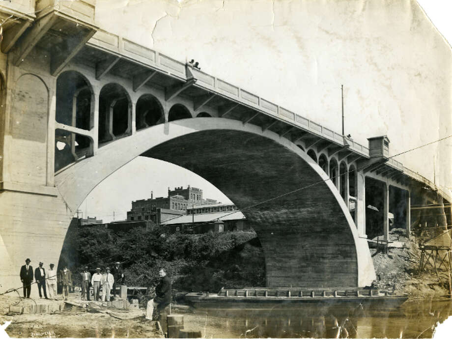 Main Street Viaduct, circa 1913