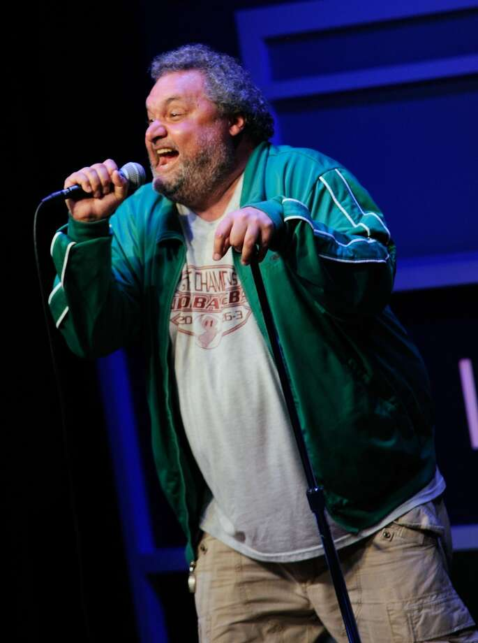 Comedian Artie Lange performs at Levity Live Club on July 28, 2012, in Nyack, N.Y. Lange is set to take the stage at the Palace Theatre on Oct. 19. Tickets go on sale to the general public on July 10, 2013.  (Photo/Bobby Bank/WireImage)