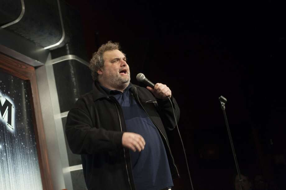 "Artie Lange performs during the ""Comedy For A Cause"" Benefit at Gotham Comedy Club on Feb. 12, 2013, in New York City. (Photo/Kris Connor/Getty Images)"