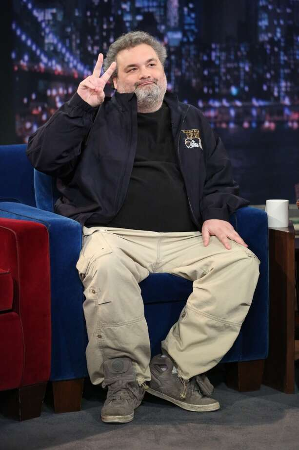 Artie Lange appears on Late Night with Jimmy Fallon  Feb. 18, 2013 -- (Photo/ Lloyd Bishop/NBC/NBCU Photo Bank via Getty Images)