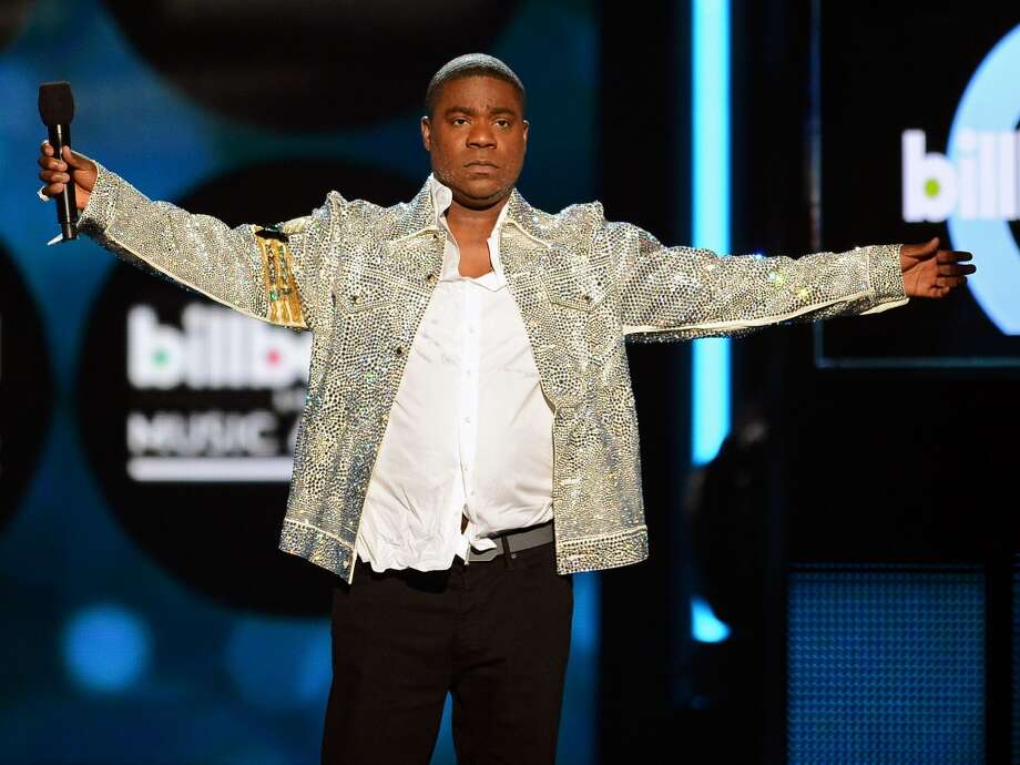 Actor/comedian Tracy Morgan hosts the 2013 Billboard Music Awards at the MGM Grand Garden Arena on May 19, 2013 in Las Vegas, Nevada. He is set to perform in Stamford, Conn., on Sept. 26, 2013.  (Photo by Ethan Miller/Getty Images)