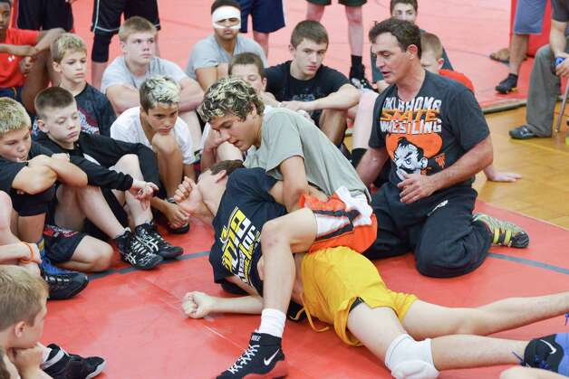 i found myself at wrestling camp essay The writing prompt boot camp how writing saved my life by: guest column | october 2, 2017 i found myself slipping away.