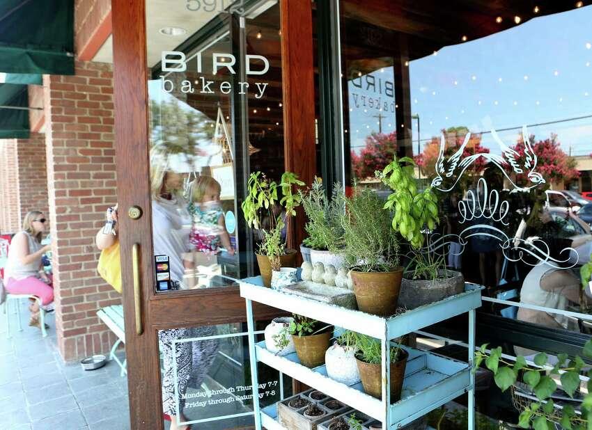 Bird Bakery, 5912 Broadway St