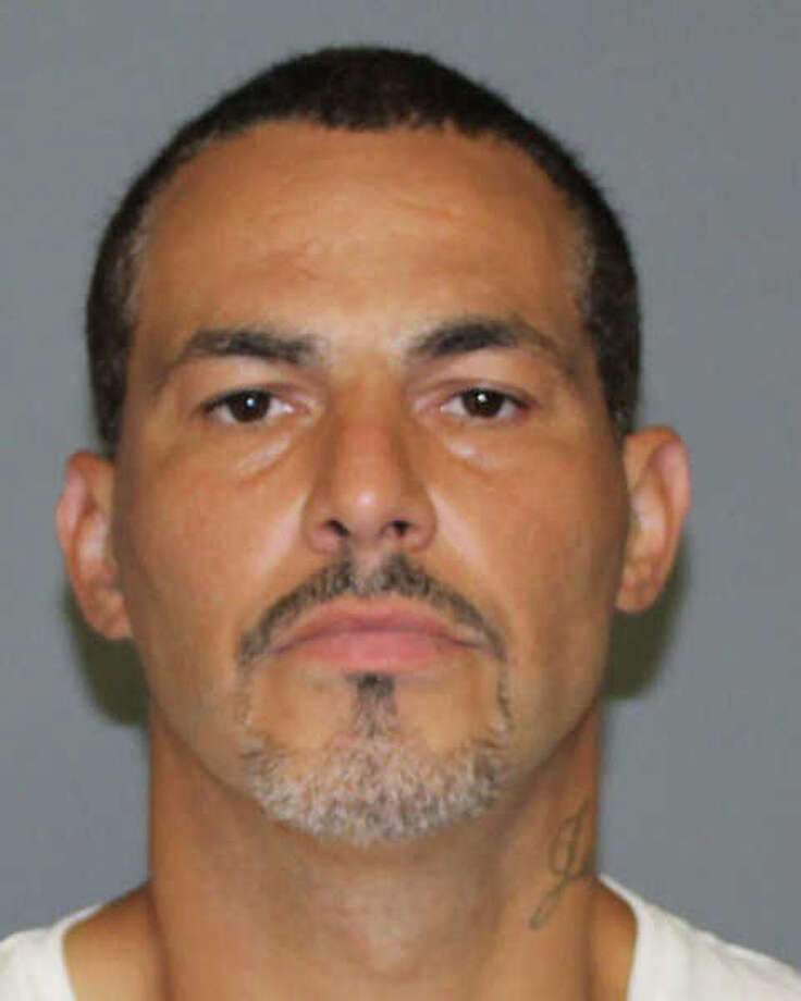 Javier Saez, 44, of Bridgeport, was arrested on shoplifting charges Friday. Photo: Contributed Photo / Fairfield Citizen