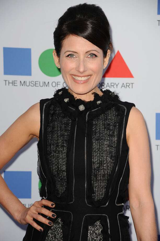 "Lisa Edelstein of ""House"" starred in a controversial MoveOn.org commercial in 2011 in which she talks about dangerous illegal abortion methods before reaching for a coat hanger in a closet.Edelstein has now teamed up with Planned Parenthood to protest Texas' proposed abortion legislation.  Photo: Getty Images"