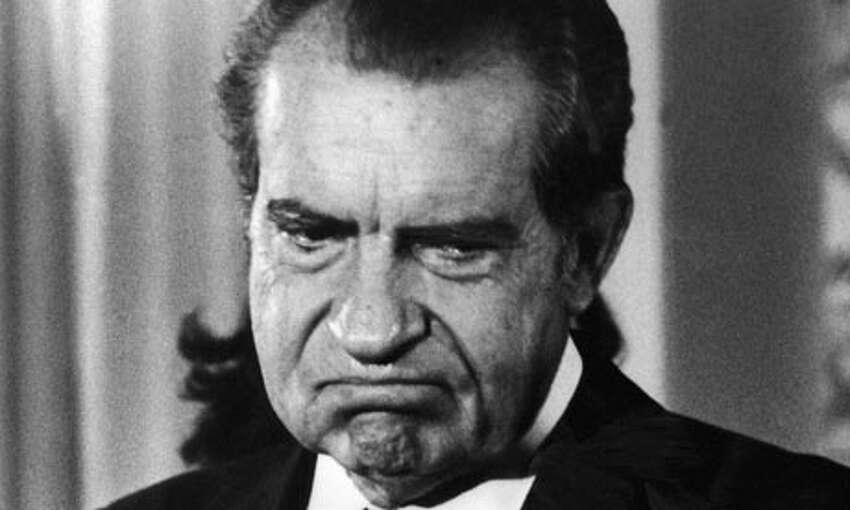 It's been 40 years since President Richard M. Nixon vehemently denied any involvement in the ongoing Watergate scandal. On Nov. 17, 1973, he uttered one of the most famous quotes of all time,