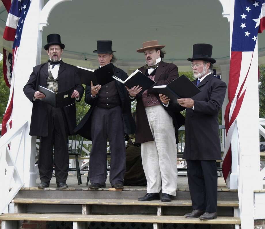 MYSTIC -- Thursday, July 4, 9 a.m.-5 p.m. Mystic Seaport, 5 Greenmanville Ave. www.mysticseaport.org.