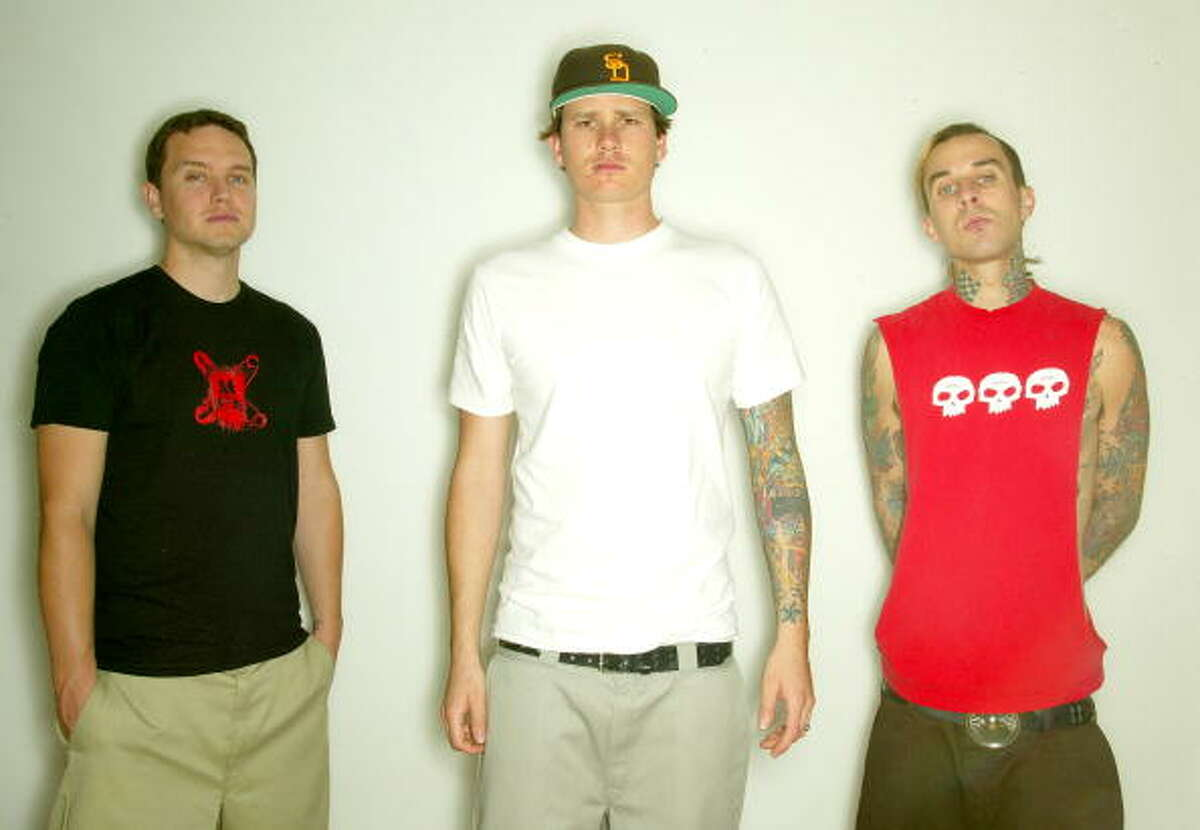 Blink-182 wrote hit single The Rock Show as an ode to bands like the Ramones and Screeching Weasel.