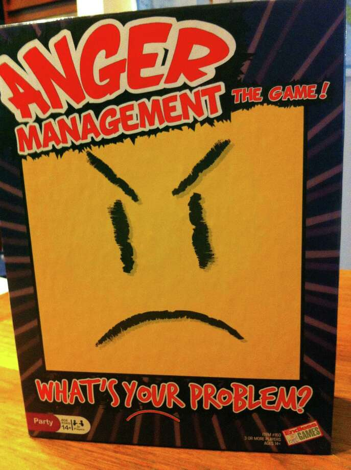 Anger Management measures what's rageworthy. Photo: McClatchy-Tribune News Service
