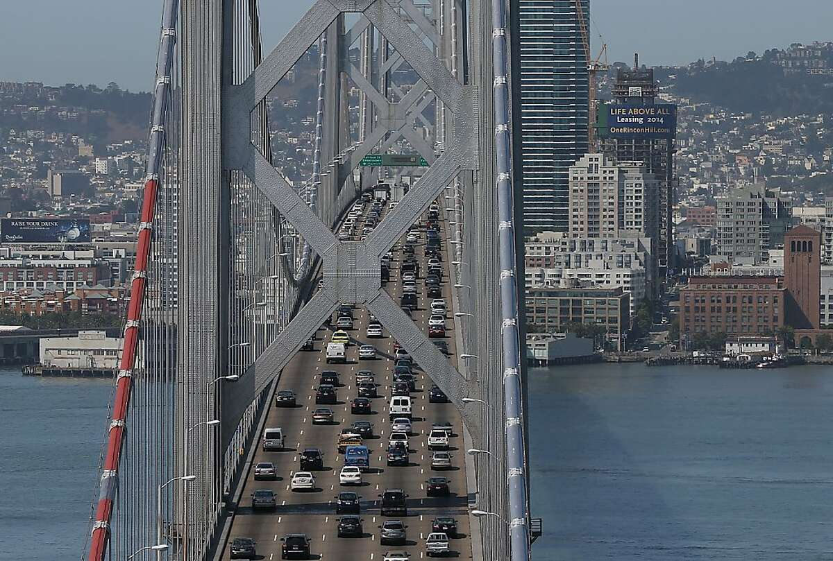 According to a study released by Kirkland, Wash.-based data firm INRIX, San Francisco's traffic congestion ranks as among the worst in North America among large metros. Check out how the city fared compared to other American and Canadian cities.Note: The following areas are ranked in terms of their overall congestion, not just hours wasted due to traffic jams.  We also include ranking from 2013.
