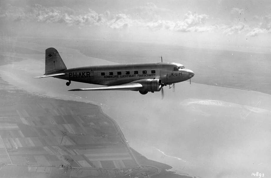 "The DC-2 was the first Douglas airliner to enter service with a foreign carrier.KLM Royal Dutch Airlines entered one of its DC-2s in the London-to-Melbourne, Australia, air race in October 1934, Boeing wrote. ""It made every scheduled passenger stop on KLM's regular 9,000-mile route (1,000 miles longer than the official race route), carried mail and even turned back once to pick up a stranded passenger. Yet the DC-2 finished in second place behind a racing plane built especially for the competition.""Douglas built 156 DC-2s between 1934 and 1937. In 1935, it became the first Douglas aircraft to win the prestigious Collier Trophy for outstanding achievements in flight.The DC-2 proved to be more economical than the Boeing Model 247. Photo: Time Life Pictures, Time & Life Pictures/Getty Image / Time Life Pictures"