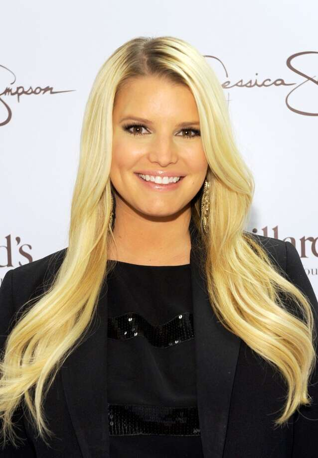 Jessica Simpson (and Eric Johnson)