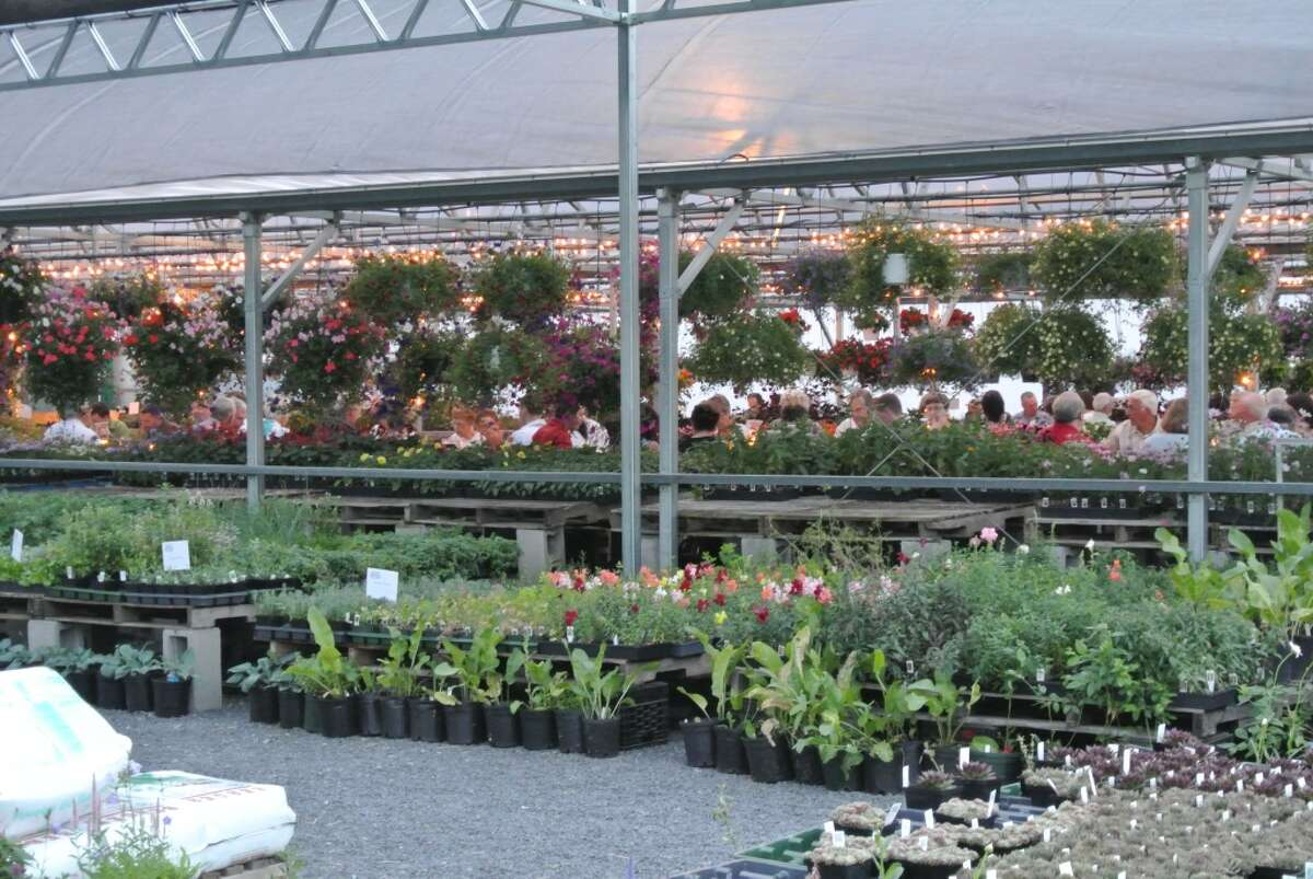 The event was held in the green houses of The Carrot Barn at Schoharie Valley Farms, Schoharie NY.