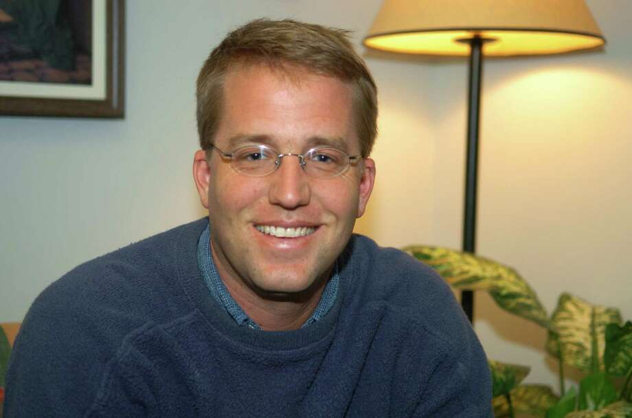 A file photo of Douglas Perlitz, a graduate of Fairfield University, from a 2004 interview at the school. On Wednesday August 18, 2010, Douglas Perlitz pleaded guilty to one charge involving the sexual abuse of a minor boy. Perlitz will be sentenced on Dec. 21. Photo: Jeff Bustraan, ST / Connecticut Post