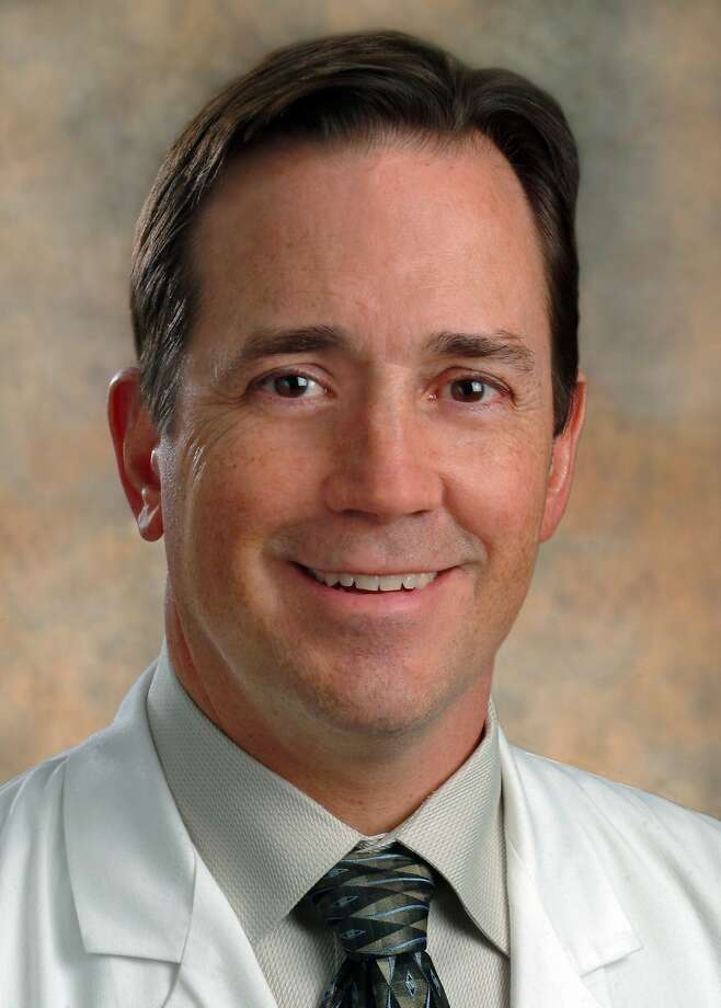 Gregg Jossart, director of minimally invasive surgery at California Pacific Medical Center Photo: None