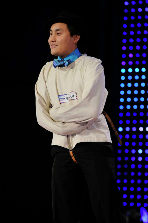 AMERICA'S GOT TALENT -- Episode 804 -- Pictured: Naathan Phan -- Photo: NBC, Virginia Sherwood/NBC / 2013 NBCUniversal Media, LLC.