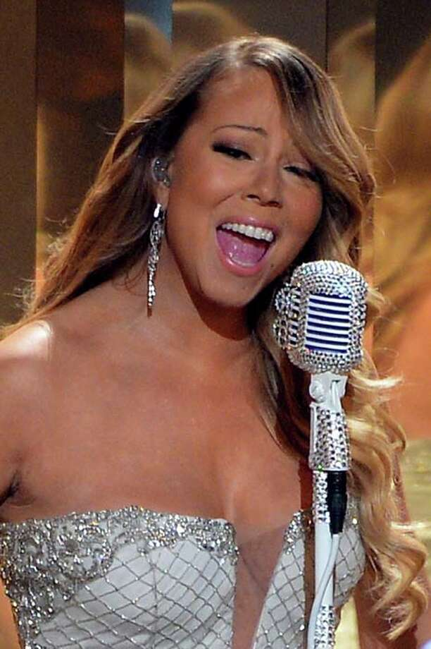 Nonstop Christmas music.Mariah Carey begins to haunt your dreams. Photo: Mark Davis, Getty Images For BET / 2013 Getty Images