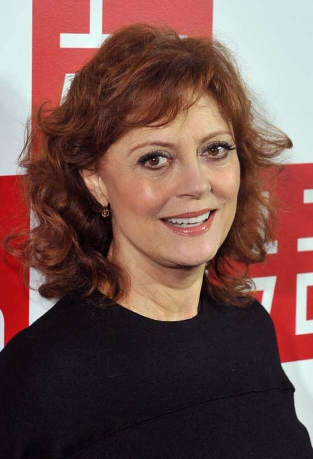 Susan Sarandon's two sons were born when she was 43 and 46. Photo: Henry S. Dziekan III, Getty Images / 2011 Getty Images