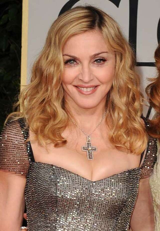 Madonna had her first son when she was 41. She then adopted two more babies. Photo: Steve Granitz, WireImage / 2012 Steve Granitz