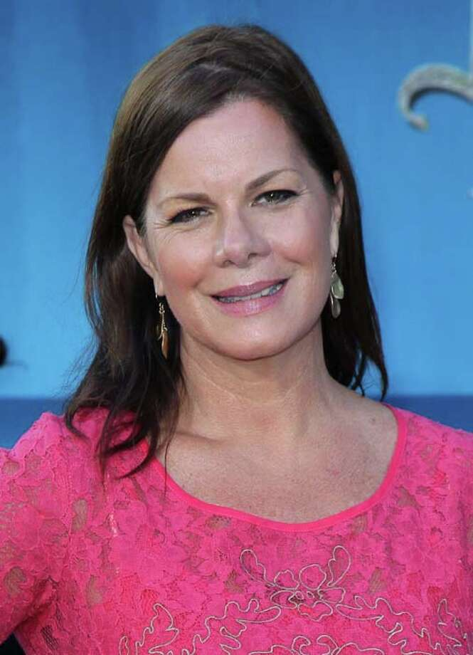 Marcia Gay Harden had twins at age 44. She had her first baby at age 39. Photo: David Livingston, Getty Images / 2012 Getty Images