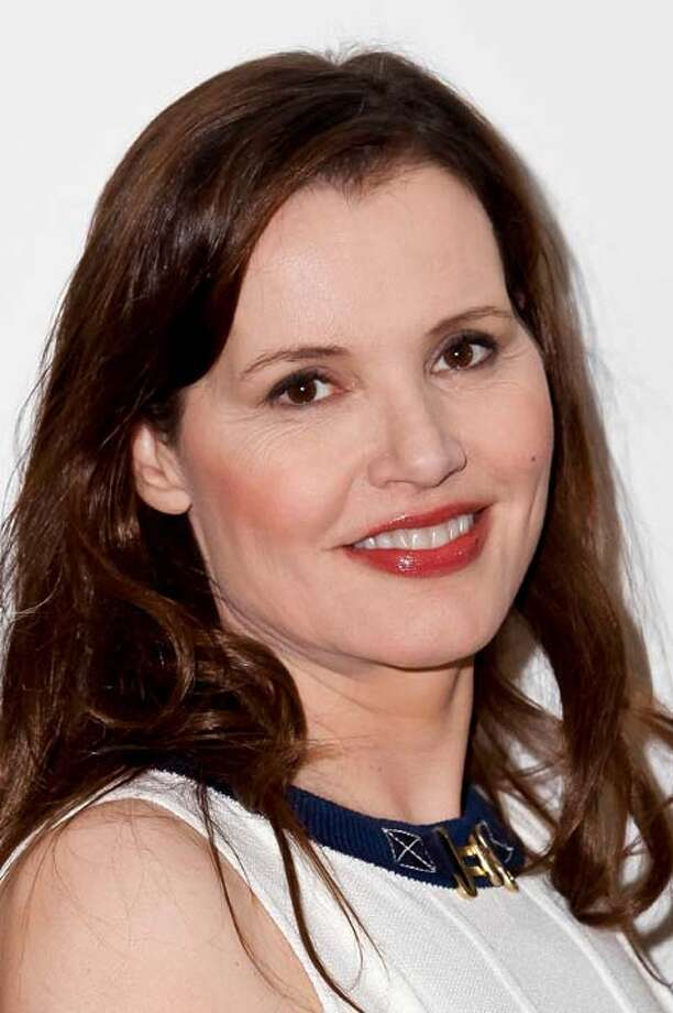 Geena Davis had her daughter while she was in her 40s and then had twin boys at the age of 48. Photo: Tibrina Hobson, Getty Images / 2013 Tibrina Hobson