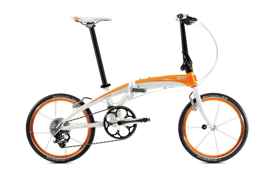 "Tern folding bicycles – ""The bike's frame can crack at the hinge on the top tube, posing a fall hazard,"" the Consumer Product Safety Commission reports. Photo: Consumer Product Safety Commission Photos"