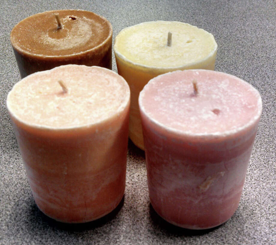 "Swan Creek loose votive candles – ""The candles can burn with a high flame, posing a fire and burn hazard,"" the Consumer Product Safety Commission reports. Photo: Consumer Product Safety Commission Photos"
