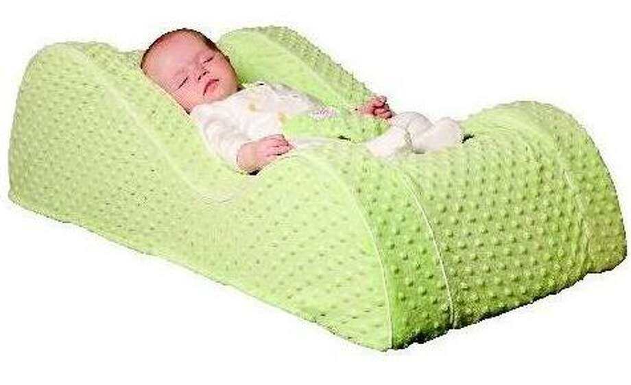 Baby Matters Nap Nanny recliners – This sleeper was recalled in 2010 after a 4-month-old girl was strangled in one, the Consumer Product Safety Commission reports. Photo: Consumer Product Safety Commission Photos